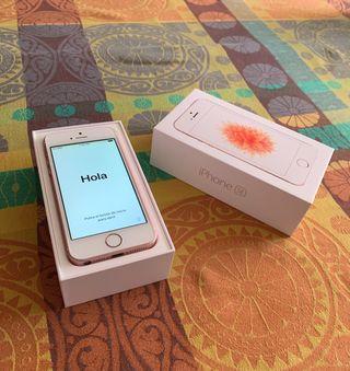 Apple iPHONE SE 64 Gb Libre. Color Rosa. iOS 12.