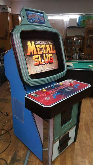 """arcade de 30"""" años 90 con 1300 juegos"""