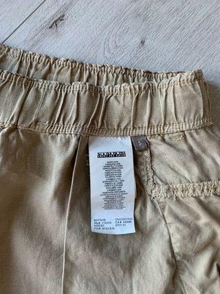 Pantalón Napapijri 100% lino