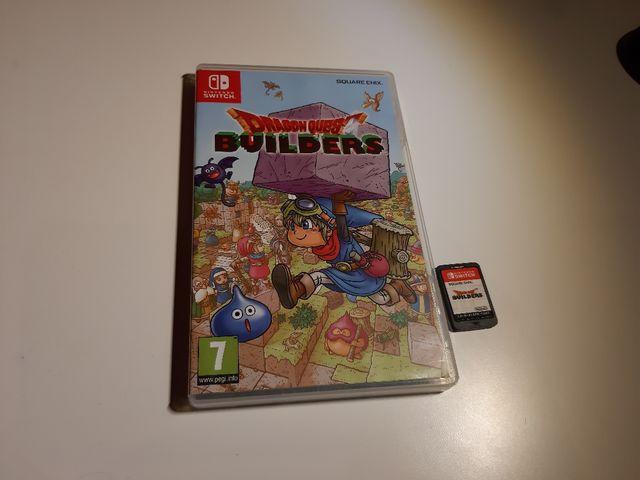 Dragon Quest Builders Switch Nintendo