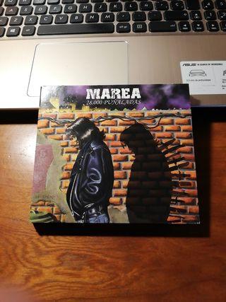 CD DVD Marea - 28000 puñaladas