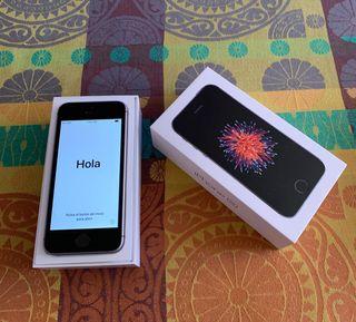 Apple iPHONE SE 64 Gb Libre. Color Gris. iOS 12.