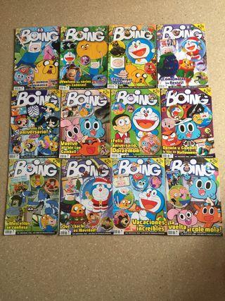 Revistas BOING