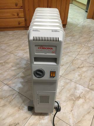 Calefactor y radiador