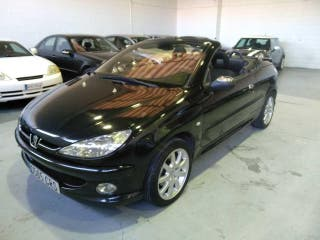 Peugeot 206 CC 2.0 138cv