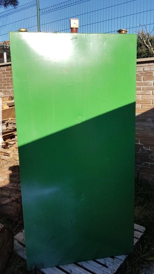 Deposito gasoil 1000 litros metálico