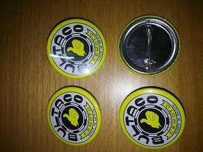 Chapas imperdible Bultaco