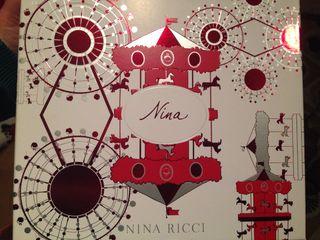 "Perfume pack de "" Nina""de Nina Ricci"
