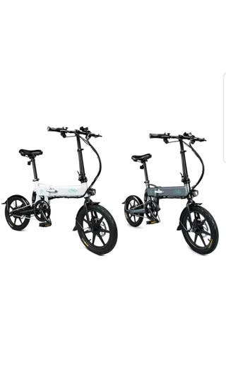FIIDO D2 Bicicleta eléctrica plegable 7.8Ah