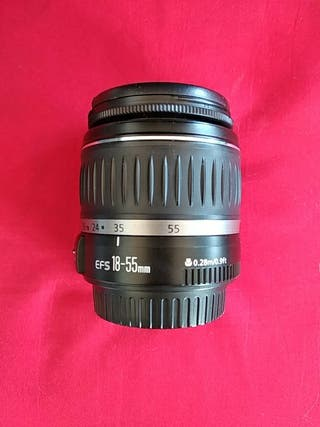 Canon EF-S 18-55mm 1,3,5-5,6
