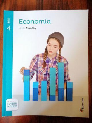 Libro Economía 4 Eso Nuevo