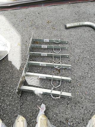 6 soporte mastil antena