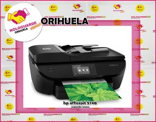 Impresora HP de segunda mano