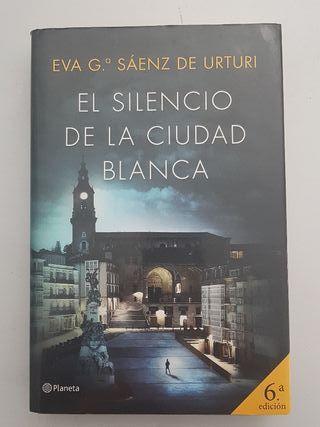 Libro: El silencio de la ciudad blanca