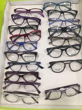 Gafas de marca, originales