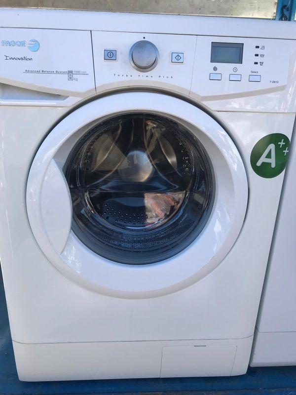 lavadora fagor 8 k somos tienda física