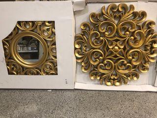 Set 3 espejos decorativos