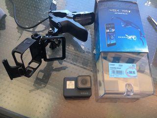 GoPro Hero 6 Black 4K 60fps + Box + 64GB FAST Card
