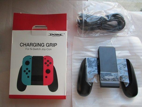 Soporte carga para manos Joy-Con Nintendo Switch