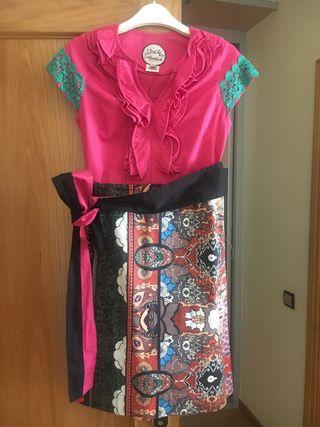 Vestido Almatrichi talla 42