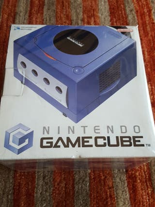Consola Game Cube