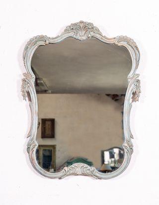 Espejo Antiguo Restaurado Logan