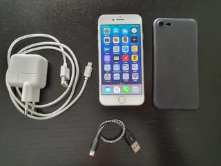iPhone 7 128GB - Perfecto estado