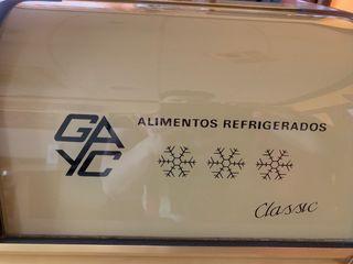 Vitrina de cristal mostrador de 6 apartados!!