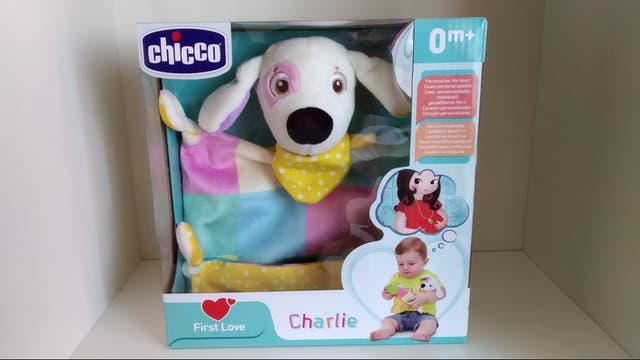Chicco First Love Charlie