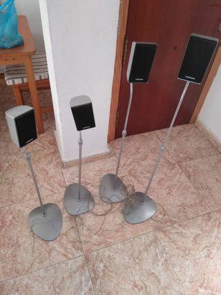 altavoces Samsung