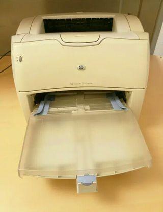 Impresora LASER HP con Tóner GRATIS?