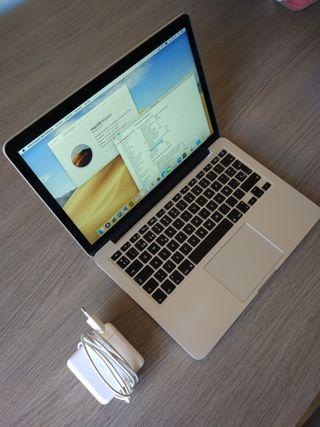 MacBook Pro 13 (principio 2015) i5/8GB/128SSD