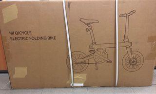 Xiaomi Qicycle, versión Europea, nueva a estrenar.