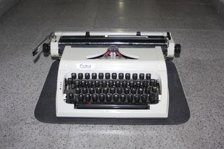 Maquina de escribir Erika