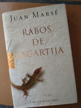 """Libro """"Rabos de lagartija"""""""