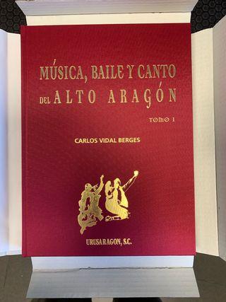 Música, baile y canto del Alto Aragon