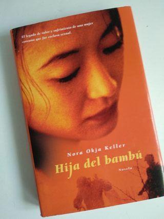 """Libro """"Hija del bambú"""""""