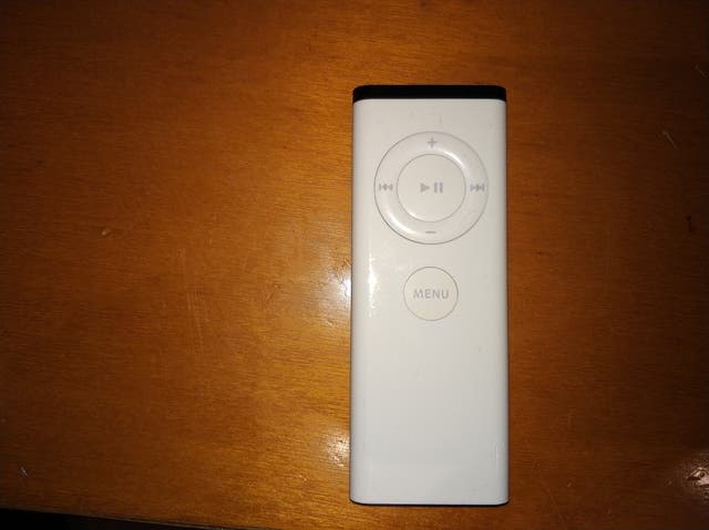 Mando Apple Remote imac