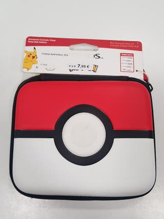 FUNDA NINTENDO 2DS, 2DS XL Y 3DS, 3DS XL Y NEW3DS