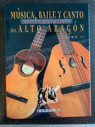 Musica, baile y canto del Alto Aragon tomo 2
