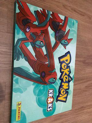Colección casi completa KRAKS pokémon