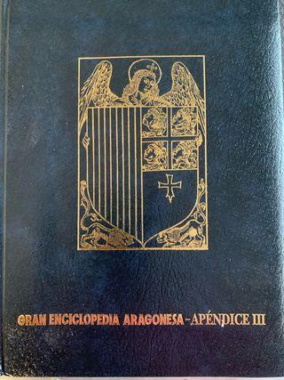 GRAN ENCICLOPEDIA ARAGONESA apéndice III