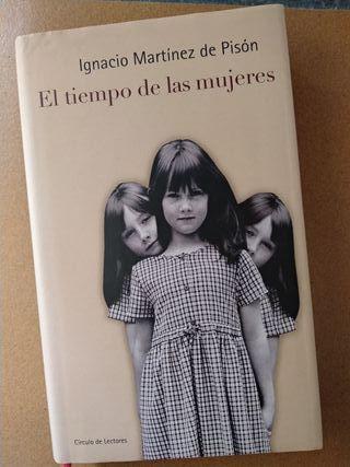 """Libro """"El tiempo de las mujeres"""""""