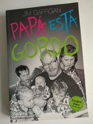 """Libro """"Papa está gordo"""""""