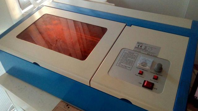maquina laser cnc 40w 3020 30cm x 20 cm