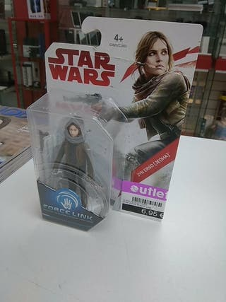 Star Wars Figura Force Link