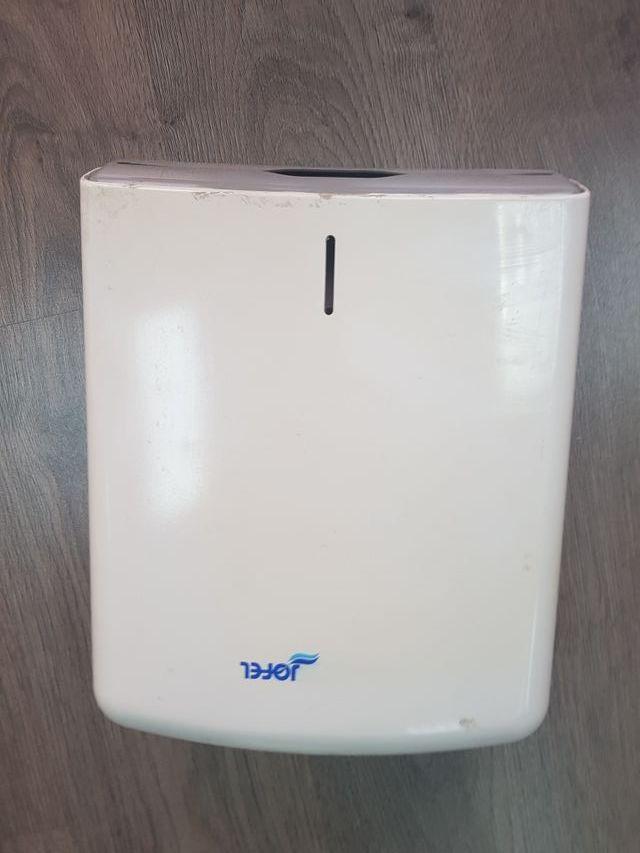 Dispensador de toallas secamanos