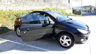 Peugeot 206 cc descapotable, una joyita irrepetible!!