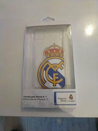 Funda para iPhone 7/8 Real Madrid