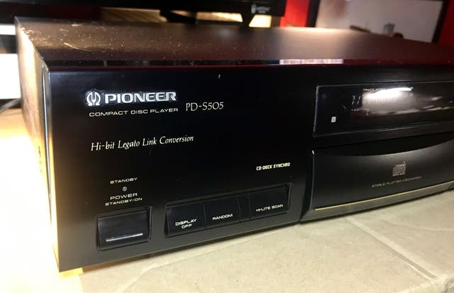 PIONEER PD-S505